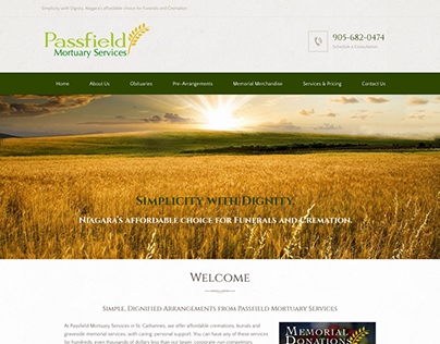 Passfield Mortuary Services