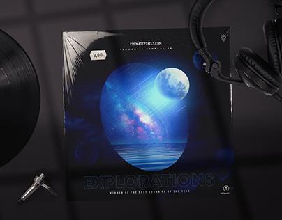 Explorations Album Cover