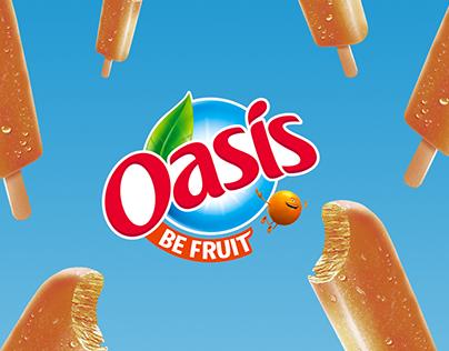 #OasisIceTruck - OASIS
