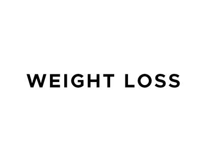 Weight Loss Print Ads