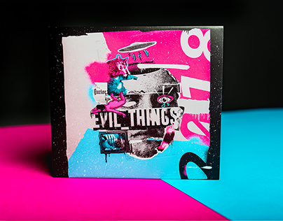 Guzior–Evil_Things / digipack