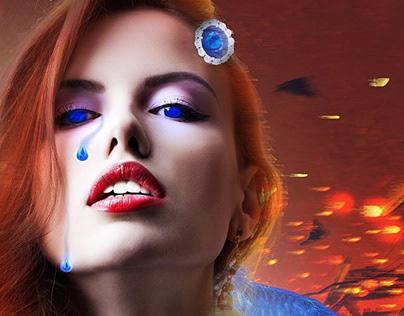 Sapphire Queen