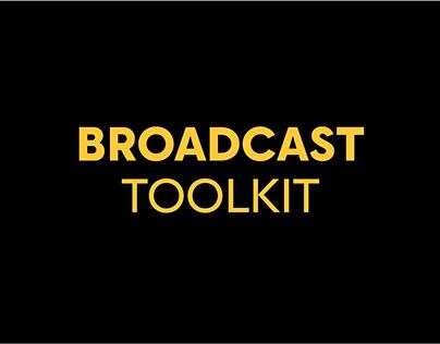 CTC broadcast toolkit