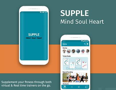 SUPPLE Android presentation