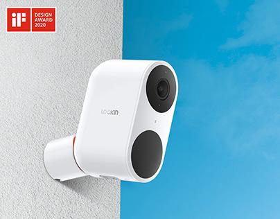 Lockin Camera