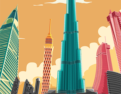 Law Update Cover 01: Middle East Buildings