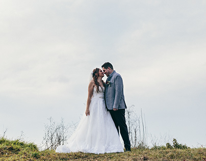 Svatba Kristýna & Joshua