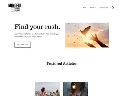 Simple WordPress Website Development