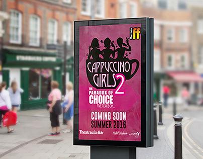Cappuccino Girls promo material