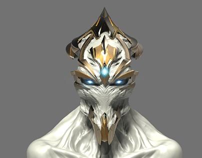 StarCraft - Zealot Creature modeling