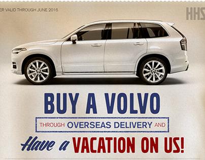 Carolina Volvo Ads