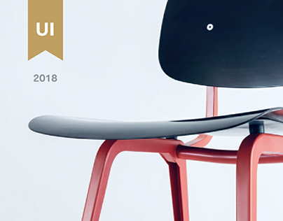 Cittá. Furniture website concept