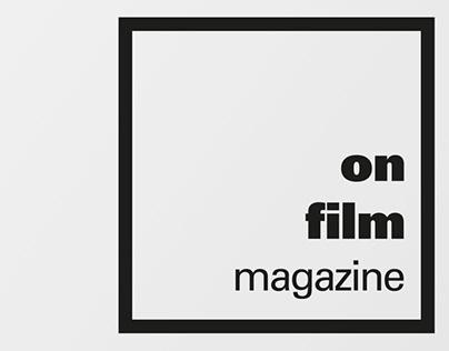 on film Magazine