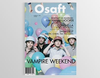 Osaft Magazine