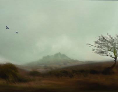 Dartmoor in the Clouds