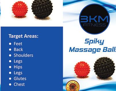 3KM Fitness box design