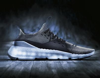 Contemporary sneaker concept