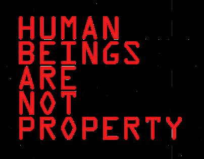 Human Rights Human Wrongs | Graphic Design