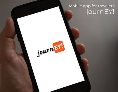 journEY! - App for travelers