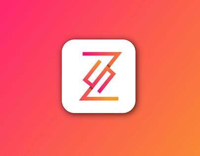 ZS Monogram Logo