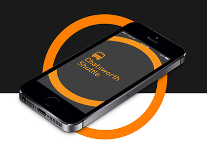 Chatsworth Shuttle App - UI/UX Design
