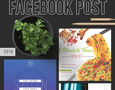 Facebook Post Design