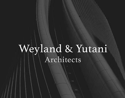 Weyland & Yutani Architects
