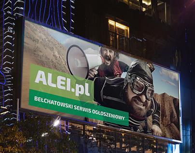Alei.pl - Billboards