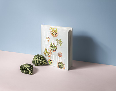 The Art of the Succulent Book Cover