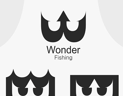 Wonder Fishing Logo