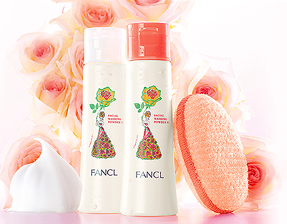 FANCL's 35th Anniversary : Rose