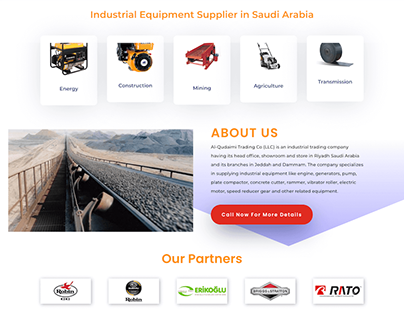 Agri Motor Products Catalogue Site