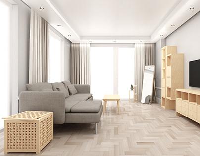 Residential Interior Design | Turkey