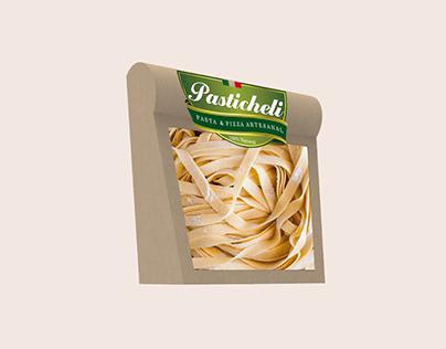 Empaque Pasticheli