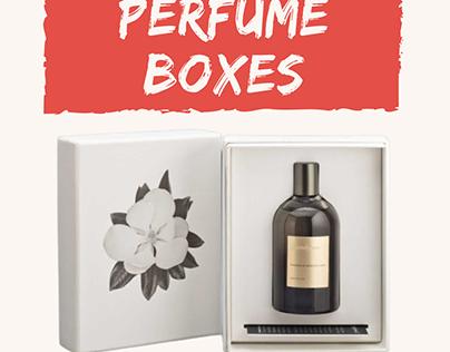 Superb Custom Perfume Packaging