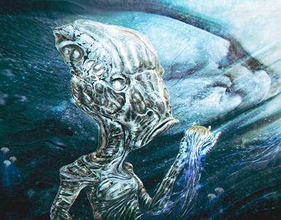 Jellyfish Hunter (Охотник На Медуз) (09/05/2018) - surr