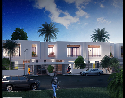Projet Résidence Aîcha Villa Salma