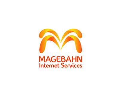 Magebahn Internet Services - Technology Logo Design