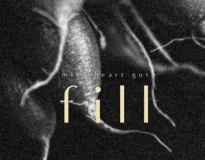 Fill : A Mindful Eating + Lifestyle Concept