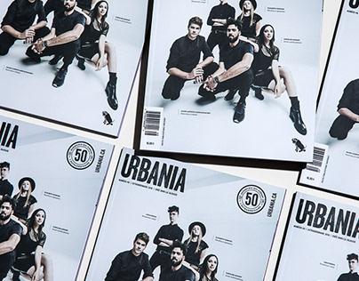 URBANIA / LES EXTRAORDINAIRES 2018