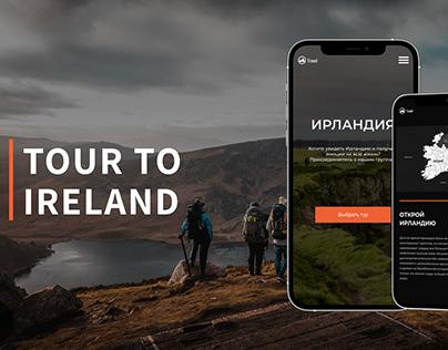 Tour to Ireland