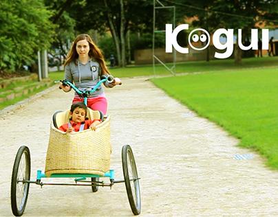 Kogui, Vehículo eléctrico para llevar niños o mascotas.