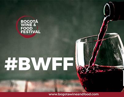 Bogotá wine & Food Festival 2018