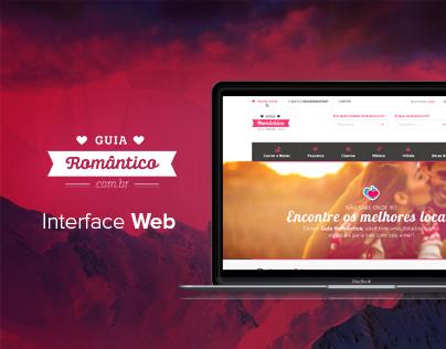 Guia Romântico | Interface Web