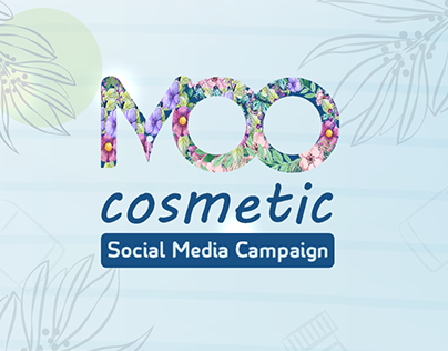 Moo Cosmetic - Social Media Campaign