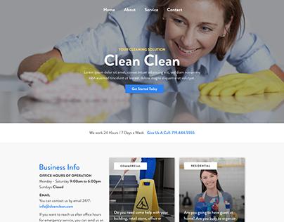 Clean Clean Design