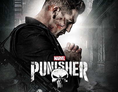 The Punisher - poster design