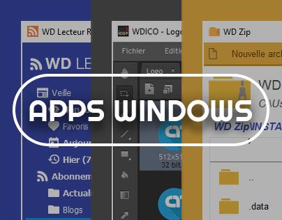 Logiciels Windows