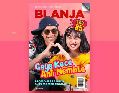 BLANJA.com Valentine Campaign