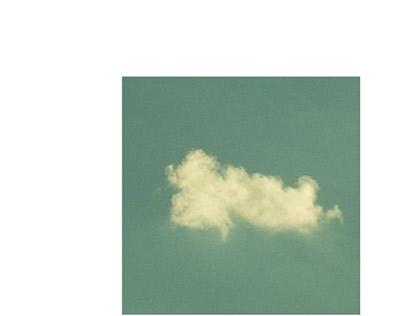 Testa in nuvola